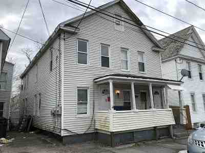 Schenectady Single Family Home For Sale: 547 Mumford St