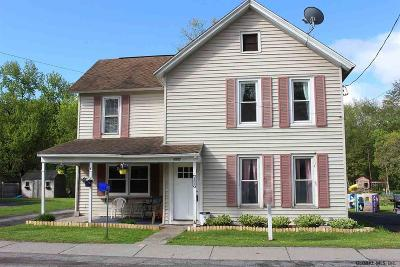 Schenectady County Single Family Home For Sale: 1273 Main St