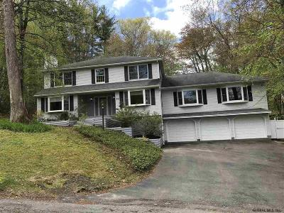 Queensbury Single Family Home Active-Under Contract: 22 Cedarwood Dr