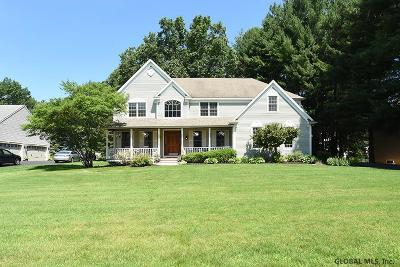 Saratoga County Single Family Home For Sale: 49 Regatta View Dr