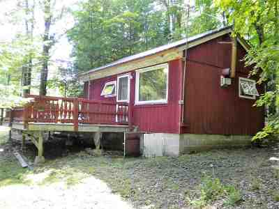 Essex County Single Family Home For Sale: 212 Ridge Rd