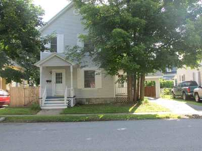 Glens Falls Single Family Home For Sale: 13 Kenworthy Av