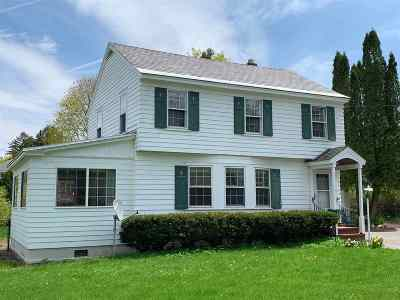 Glens Falls Single Family Home For Sale: 11 Sargent St