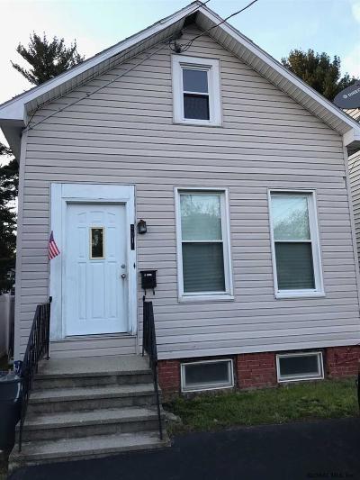 Troy Single Family Home For Sale: 1911 Highland Av