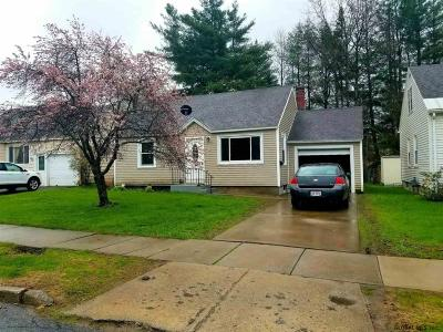 Gloversville NY Single Family Home For Sale: $69,900