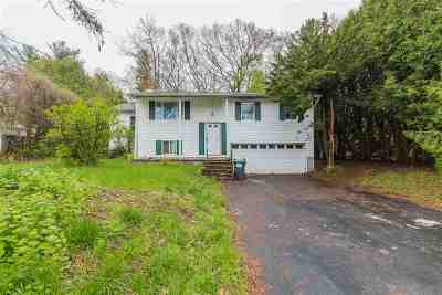 Saratoga County Single Family Home For Sale: 9 Whippletree Rd