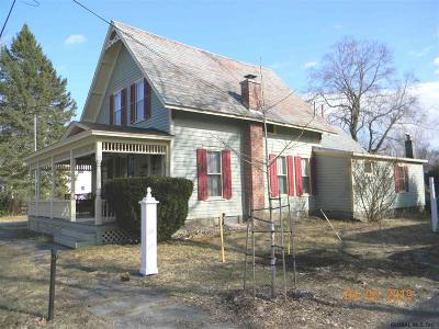 Washington County Single Family Home For Sale: 3 Second St