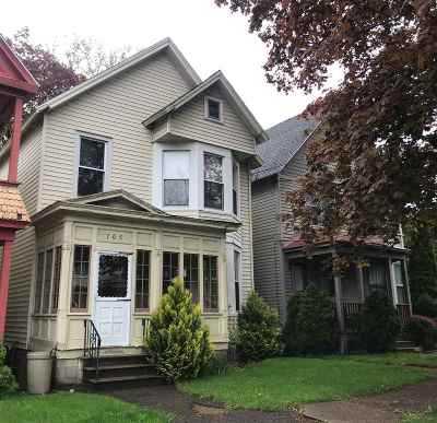 Schenectady NY Two Family Home Sold: $76,000