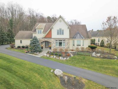 Saratoga County Single Family Home For Sale: 4 Campion La