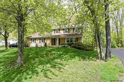 Clifton Park Single Family Home Price Change: 79 Southbury Rd