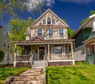 Schenectady Single Family Home For Sale: 1371 Glenwood Blvd