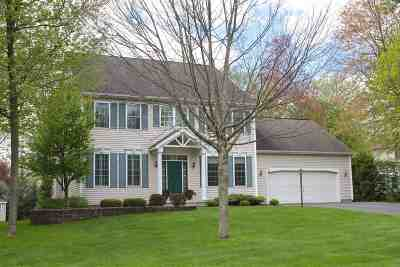 Clifton Park Single Family Home For Sale: 48 Willowbrook Ter
