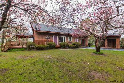 Broadalbin Single Family Home For Sale: 163 Vunk Rd Ext