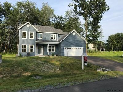 Wilton Single Family Home For Sale: 10 Cardiff Cir