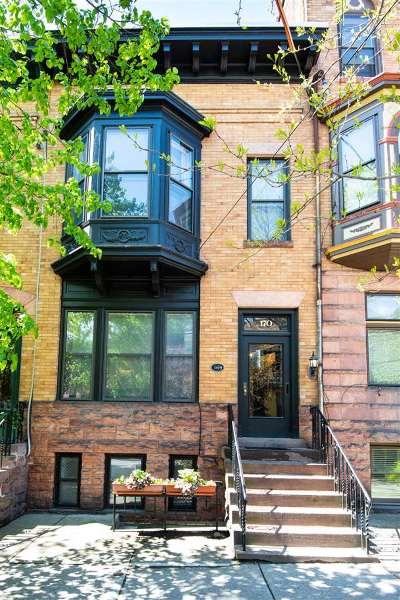Albany Single Family Home Price Change: 170 Chestnut St