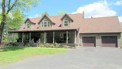 Greene County Single Family Home For Sale: 300 Hinrichsen Heights
