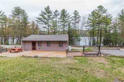 Saratoga County Single Family Home For Sale: 2716 South Shore Rd