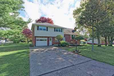 Schenectady County Single Family Home For Sale: 1305 Cullen Av
