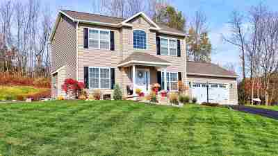 Saratoga County Single Family Home For Sale: 72 Gurba Dr