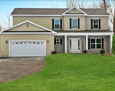 Saratoga County Single Family Home For Sale: 77 Gurba Dr