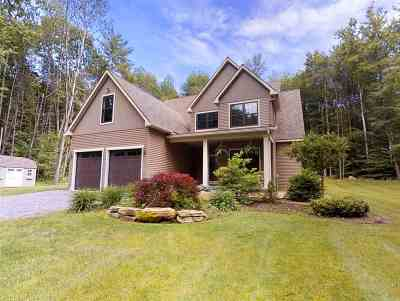Saratoga County Single Family Home For Sale: 107 Brigham Rd