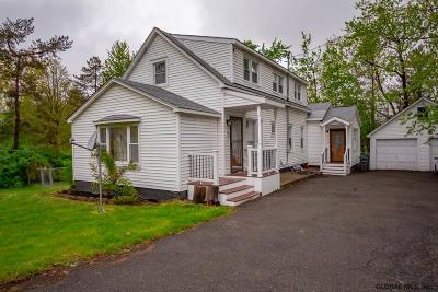 Schenectady County Single Family Home For Sale: 1817 Providence Av