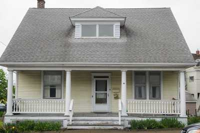 Hudson Single Family Home For Sale: 816 Columbia St