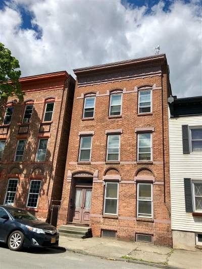 Troy Multi Family Home For Sale: 363 4th St