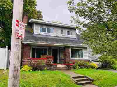 Albany Single Family Home New: 169 West Lawrence St