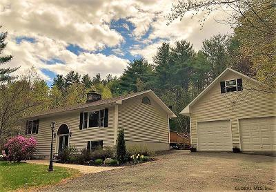 Schroon Single Family Home For Sale: 1457 Route 9