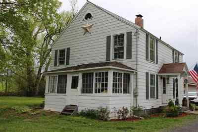 Washington County Single Family Home New: 2366 State Route 149