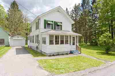 Saratoga County Single Family Home For Sale: 23 Axe St