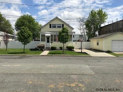 Albany County Single Family Home New: 11-15 West St