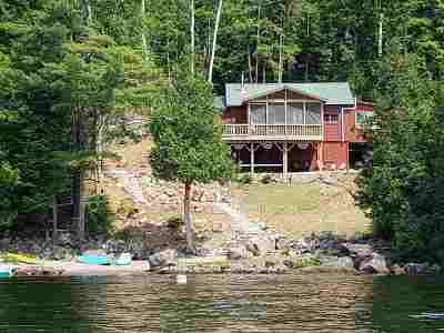 Schroon Single Family Home For Sale: 113 Nesa Rd