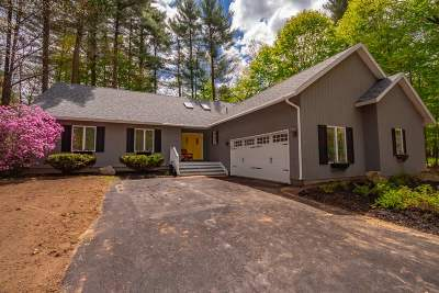 Wilton Single Family Home Active-Under Contract: 35 Fieldstone Dr