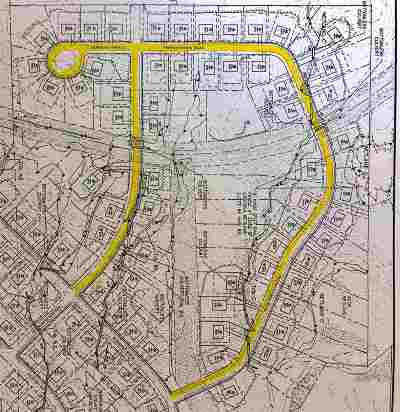 Saratoga County Residential Lots & Land New: 500 McCrea Rd