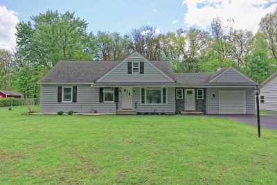 East Greenbush Single Family Home New: 17 Meadow Ln