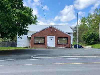 Commercial For Sale: 891 Hoosick Rd