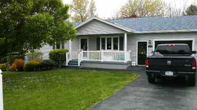 Amsterdam NY Single Family Home For Sale: $174,900