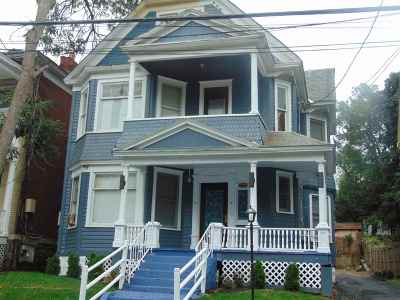 Schenectady Multi Family Home For Sale: 1044 University Pl