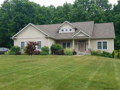 Saratoga County Single Family Home For Sale: 8 Rolling Brook Dr