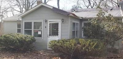 Rensselaer County Single Family Home For Auction: 6 Valley Stream Rd