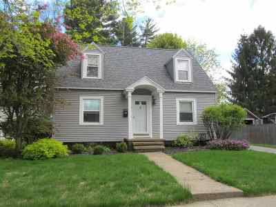 Glens Falls Single Family Home For Sale: 47 Webster Av
