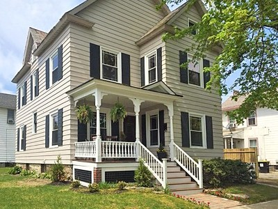 Glens Falls Single Family Home For Sale: 74 Cherry St
