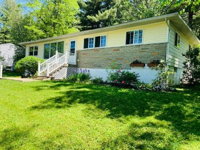 Colonie Single Family Home For Sale: 17 Dahlem Blvd