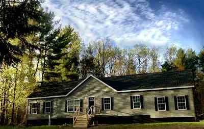 Johnstown Single Family Home For Sale: 2124 State Highway 29a