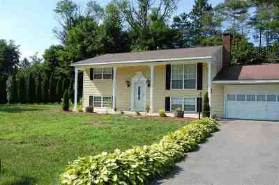 Saratoga County Single Family Home New: 4 Worden La