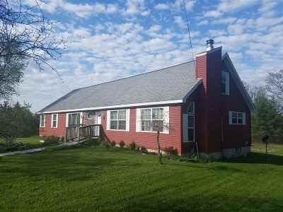 Albany County Single Family Home New: 427 County Route 405