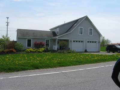 Single Family Home New: 316 Washington County Route 41