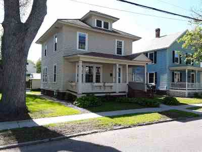Glens Falls Single Family Home New: 22 Flandreaux Av